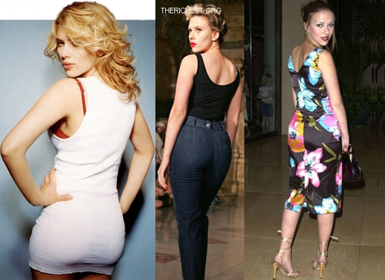 The 25 Best Celebrity Butts Of 2015 - COED