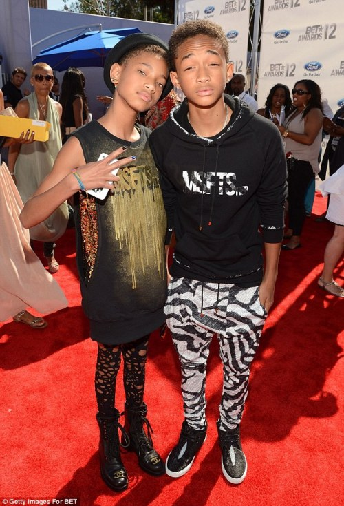 Willow na Jaden-Smith